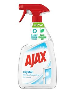AJAX Καθαριστικό spray για τζάμια Crystal, 750ml D8714789744360 id: 42508