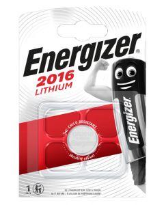 ENERGIZER μπαταρία λιθίου CR2016, 3V, 1τμχ EMG965673 id: 36577