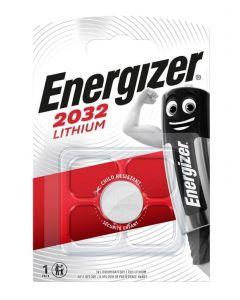 ENERGIZER μπαταρία λιθίου CR2032, 3V, 1τμχ EMG966373 id: 36575