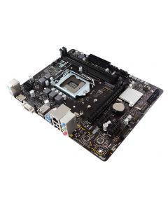BIOSTAR Μητρική H410MH, 2x DDR4, s1200, USB 3.2, HDMI, uATX, Ver. 6.0 H410MH id: 30538