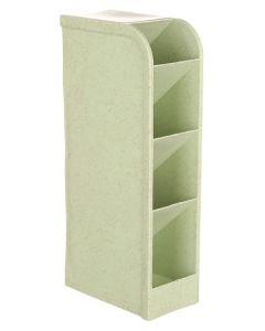 Μολυβοθήκη HUH-0003, 20.5 x 9.2 x 5.1cm, πράσινη HUH-0003 id: 41690