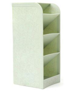 Μολυβοθήκη HUH-0006, 20.4 x 9.1 x 8cm, πράσινη HUH-0006 id: 41693
