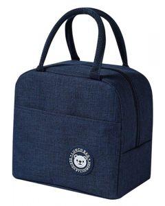 Ισοθερμική τσάντα HUH-0010, 7L, αδιάβροχη, 23x13x21cm, μπλε HUH-0010 id: 42679