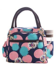 Γυναικεία τσάντα HUH-0013, 25 x 11 x 21cm, αδιάβροχη, εμπριμέ HUH-0013 id: 42682