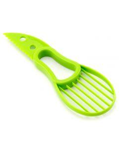 Κόφτης-αποφλοιωτής φρούτων HUH-0016, πλαστικός, πράσινος HUH-0016 id: 42696