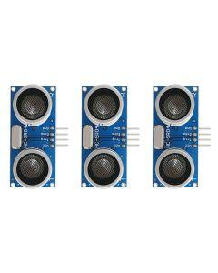 KEYESTUDIO HR-SR04 ultrasonic module KS0328, μπλε, 3τμχ KS0328 id: 40243
