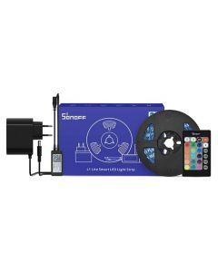 SONOFF Smart LED καλωδιοταινία L1 Lite, RGB, WiFi, 5m L1-LITE-5M-EU id: 39728
