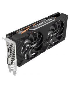 PALIT VGA GeForce GTX 1660 SUPER GP NE6166S018J9-1160A-1, DDR6 6GB NE6166S018J9-1160A-1 id: 40316