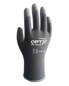 WONDER GRIP αντιολισθητικά γάντια εργασίας Opty 1300G, XL/10, γκρι OP-1300G-10XL id: 43320