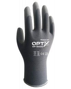WONDER GRIP αντιολισθητικά γάντια εργασίας Opty 1300G, L/9, γκρι OP-1300G-9L id: 41750