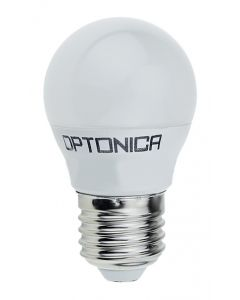 OPTONICA LED Λάμπα G45 1839, 4W, 4500K, E27, 320LM OPT-1839 id: 41560