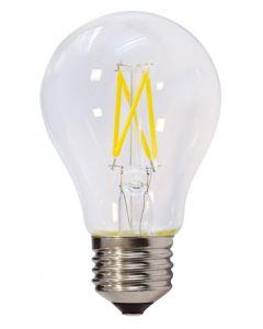 OPTONICA LED Λάμπα A60 Filament 1858, 4W, 4500K, E27, 400LM OPT-1858 id: 41562