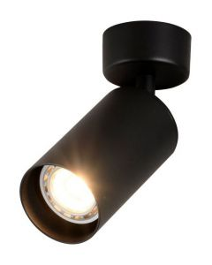 OPTONICA φωτιστικό οροφής 9072, για λάμπα GU10, μεταλλικό, IP20, μαύρο OPT-9072 id: 43917