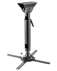 BRATECK βάση projector οροφής PRB-16-01S, 30kg PRB-16-01S id: 42452