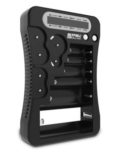 DLYFULL Συσκευή μέτρησης ισχύος μπαταρίας B2, με LCD οθόνη PT-796 id: 28833