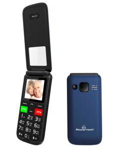 POWERTECH κινητό τηλέφωνο Sentry Flip Small, 1.77