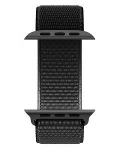 ROCKROSE nylon weave band Caveman για Apple Watch 42/44mm, γκρι RRBAWCGR id: 42654