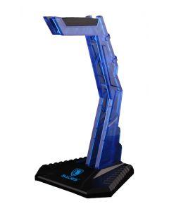 SADES Stand Wolfbone D1 για headset, μπλε SA-D1 id: 38078