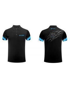 SADES t-shirt με γιακά τύπου Polo SA-T2XL, μαύρο, 2ΧL SA-T2XL id: 40293