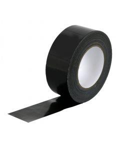 PRIMO TAPE αυτοκόλλητη υφασμάτινη τανία SEL-020, 48mm x 50m, μαύρη SEL-020 id: 30389