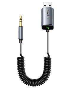 USAMS audio receiver αυτοκινήτου US-SJ504, wireless, BT, SD card SJ504JSQ01 id: 42449