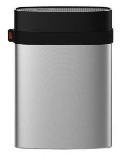 SILICON POWER εξωτερικός HDD 4TB Armor A85, USB 3.1, ασημί SP040TBPHDA85S3S id: 42864