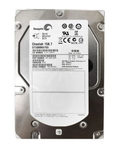SEAGATE used HDD ST3300657SS 300GB 3G 15K, 3.5