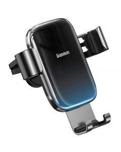 BASEUS βάση smartphone για αυτοκίνητο Glaze Gravity SUYL-LG01, μαύρη SUYL-LG01 id: 34847