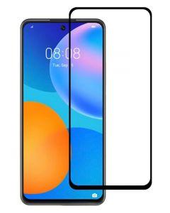 POWERTECH Tempered Glass 5D, full glue, Huawei P smart 2021, μαύρο TGC-0465 id: 36057