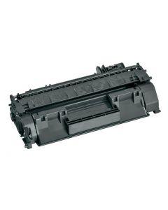 Συμβατό Toner για HP, CF280A/CE505A/CRG-119, Black, 2.7K TONP-280A-505A id: 10736