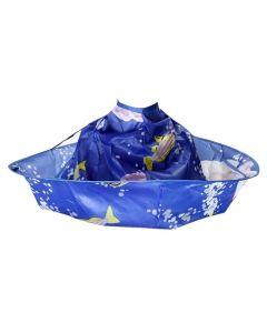 Παιδική μπέρτα κουρέματος TOOL-0037, με μεταλλικό frame, μπλε TOOL-0037 id: 31862