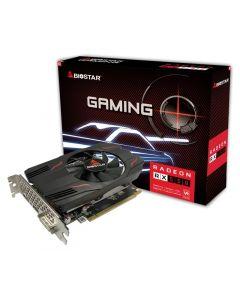 BIOSTAR VGA AMD Radeon RX550 VA5515RF21, GDDR5 2GB, 128bit VA5515RF21-TGHRA-BS2 id: 36060