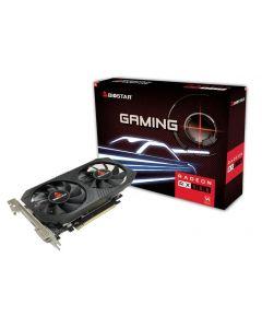 BIOSTAR VGA AMD Radeon RX560 VA5615RF41, GDDR5 4GB, 128bit VA5615RF41-TBMRA-BS2 id: 30831