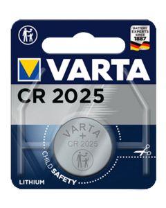 VARTA μπαταρία λιθίου CR2025, 3V, 1τμχ VCR2025 id: 36573