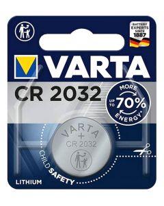 VARTA μπαταρία λιθίου CR2032, 3V, 1τμχ VCR2032 id: 36572