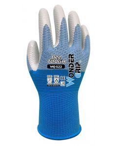 WONDER GRIP αντιολισθητικά γάντια εργασίας Bee-Tough, 10/XL, μπλε WG-522W-10XL id: 39451