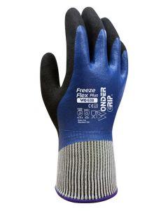 WONDER GRIP αντιολισθητικά γάντια εργασίας Freeze Flex Plus, 8/M, μπλε WG-538-8M id: 36537