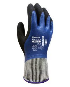 WONDER GRIP αντιολισθητικά γάντια εργασίας Freeze Flex Plus, 9/L, μπλε WG-538-9L id: 36538