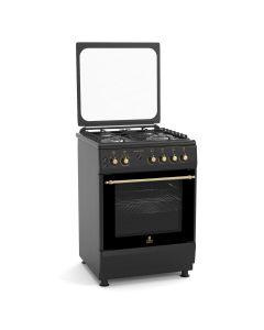 Ελεύθερη Κουζίνα Αερίου TG 4010 BL RUSTIC MULTIGAS 04.401.080
