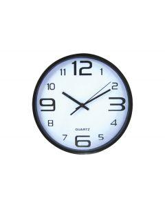 Στρογγυλό ρολόι τοίχοι 30cm [10302094] - AGC