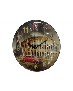 Ρολόι τοίχου 30 cm [10302209] - AGC