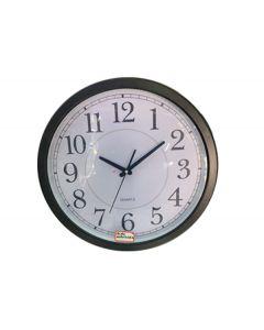 Στρογγυλό ρολόι τοίχοι 40cm [10302236] - AGC