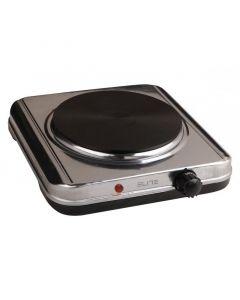 Elite EHP-0286X Μονή Inox ηλεκτρική εστία κουζίνας 1500 W 1109194-0004
