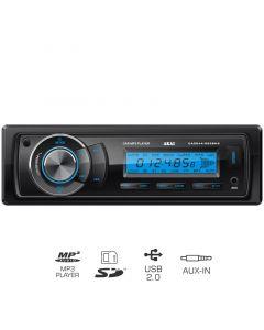 Akai CA004A-3258M3 Ηχοσύστημα αυτοκινήτου με USB,κάρτα SD και Aux-In 4 x 35 W - 14816-3258