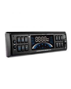 Akai CA012A-1605U Ηχοσύστημα αυτοκινήτου με  USB, Aux-In και κάρτα SD 14816-1605