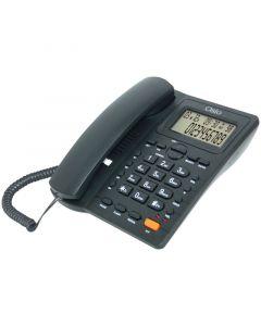 Osio OSW-4710B Μαύρο Ενσύρματο τηλέφωνο με οθόνη 110087-0013