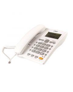 Osio OSW-4710W Λευκό Ενσύρματο τηλέφωνο με οθόνη 110087-0014