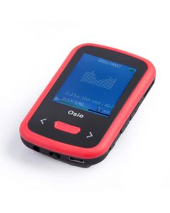 Osio SRM-9280BR MP3 video player με κλιπ 8 GB 19585-9281