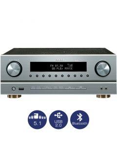 Akai AS005RA-750BT Ραδιοενισχυτής 5.1 karaoke με Bluetooth και USB 10082-7501