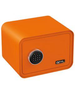 Olympia GOSAFE100 C GR Πορτοκαλί Χρηματοκιβώτιο με ηλεκτρονική κλειδαριά 26 x 35 x 28 cm 1106452-0003